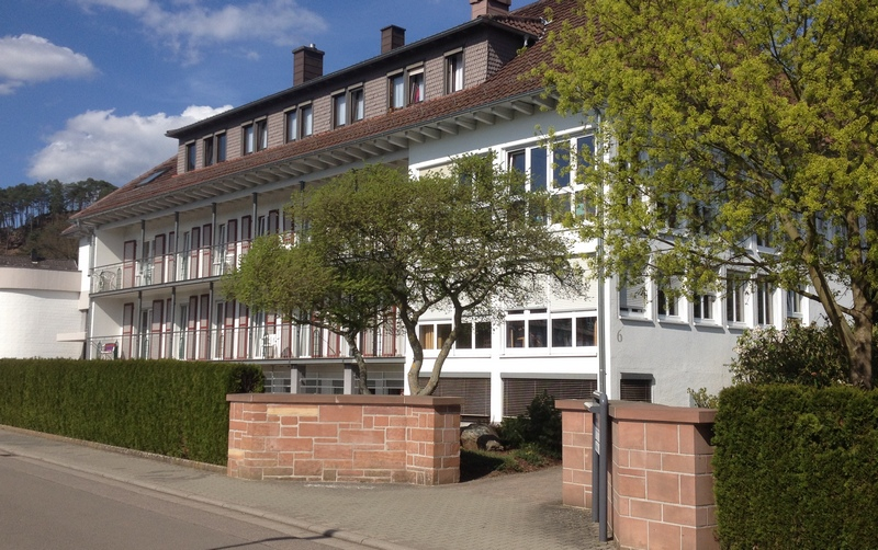 Felsenland Klinik dahn Psychosomatik