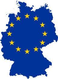 deutschland EU Grafik