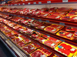 billiges supermarkt fleisch
