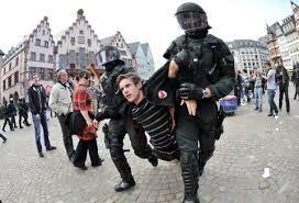 Blockupy proteste