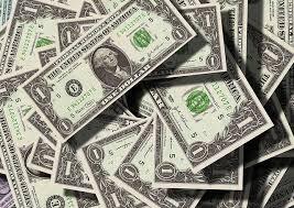 geld geld geld dollar